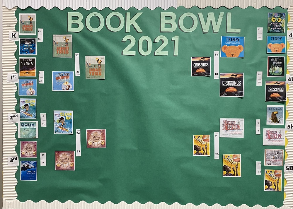 Book Bowl Semi-Finals