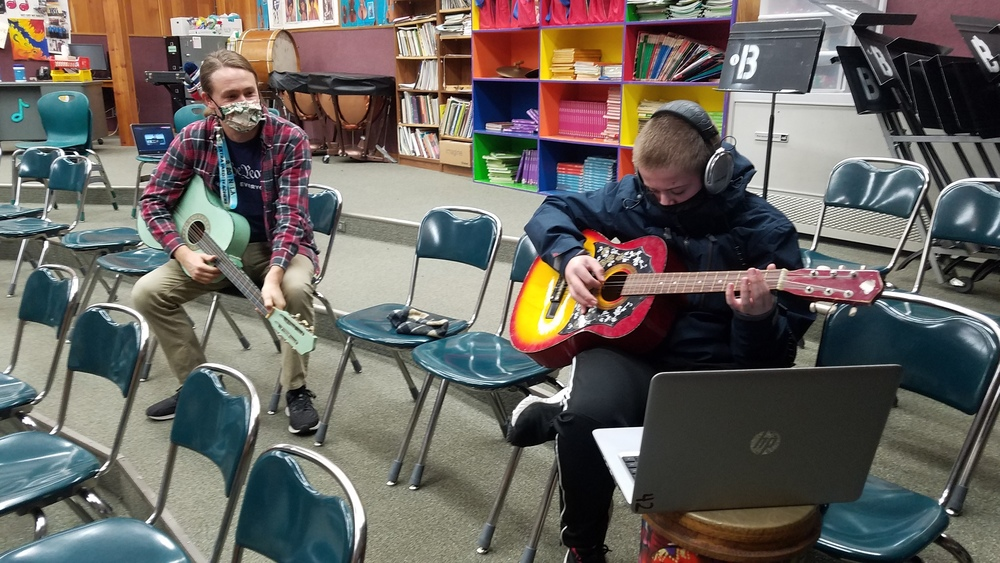 Sounds from Mali in 7th Grade Social Studies